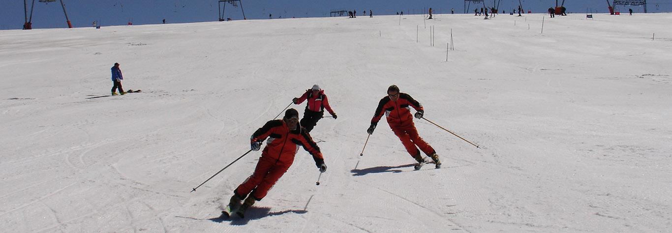 scuola sci a les deux alpes 01