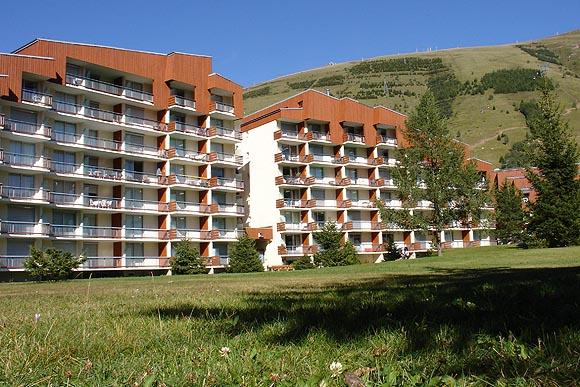 Appartamenti a les deux alpes
