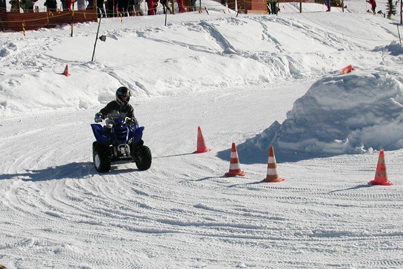 attività invernali a les deux alpes