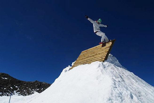 Corsi di Snowboard a Les Deux Alpes