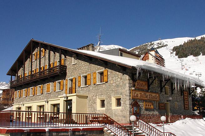 Hotel la Belle Etoile Les Deux Alpes