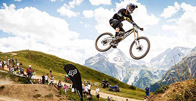 Sport Activities at Les Deux Alpes