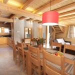 Chalet Faverot sala da pranzo2
