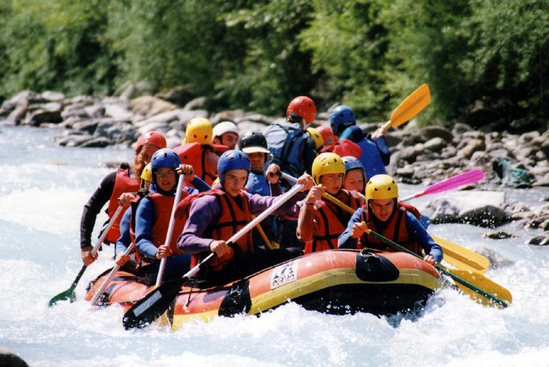 22-rafting