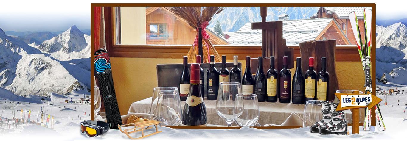hotel la belle etoile inverno ristorante