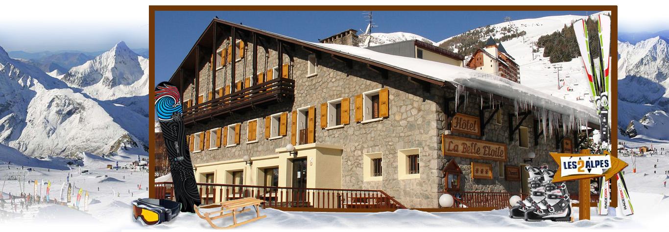 hotel la belle etoile inverno
