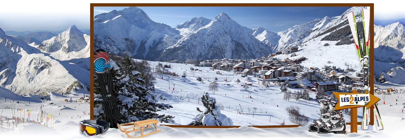 hotel la belle etoile inverno les deux alpes