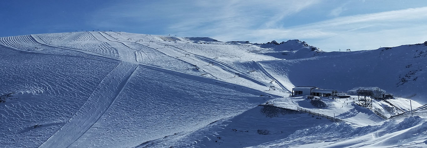 ghiacciaio les deux alpes