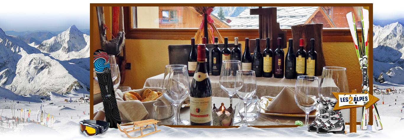 hotel la belle etoile inverno ristorante2